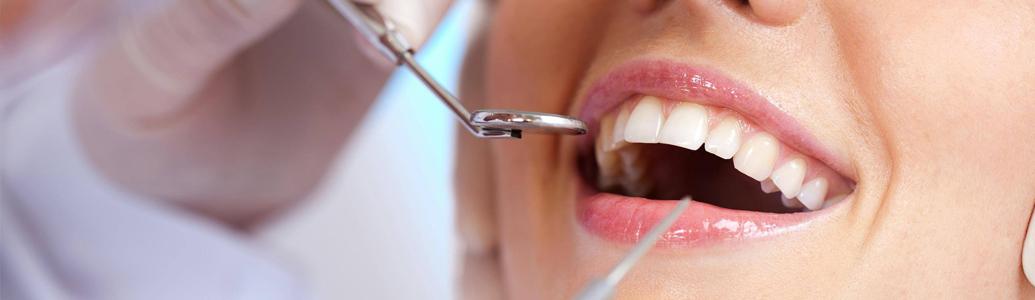 Controle tandartsblaak